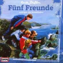 Fünf Freunde (Folge 007) verfolgen die Strandräuber, CD