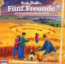 Fünf Freunde (Folge 053) und die geheimnisvollen Kornkreise, CD