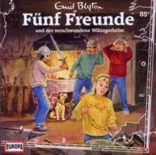 Enid Blyton: Fünf Freunde (Folge 085) und der verschwundene Wikingerhelm, CD