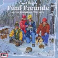 Fünf Freunde (Folge 093) und das Geheimnis des Wint, CD