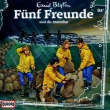 Fünf Freunde (Folge 094) und die Strumflut, CD
