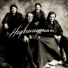 The Highwaymen (Waylon Jennings, Willie Nelson, Johnny Cash & Kris Kristofferson): Highwayman 2, CD