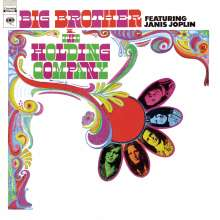 Big Brother & The Holding Company: Big Brother & The Holding, CD