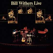 Bill Withers: Live At Carnegie Hall, CD