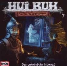 Hui Buh neue Welt (Folge 07) - Das unheimliche Internat, CD