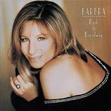 Barbra Streisand: Back To Broadway, CD
