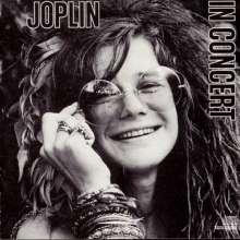 Janis Joplin: In Concert, CD