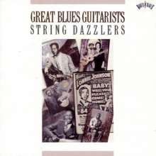 Great Blues Guitarists-Stri: Great Blues Guitarists-String, CD