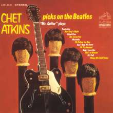Chet Atkins: Picks On The Beatles, CD