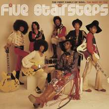 The Five Stairsteps: First Family Of Soul-Best Of T, CD