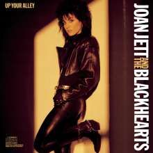 Joan Jett: Up Your Alley, CD