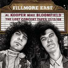 Al Kooper & Mike Bloomfield: Fillmore East-Lost Concert Tap, CD