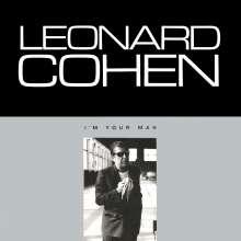Leonard Cohen (1934-2016): I'm Your Man, CD