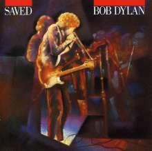 Bob Dylan: Saved, CD
