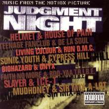 Filmmusik: Judgement Night - O.S.T., CD