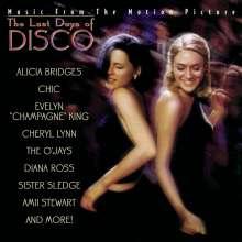 Filmmusik: Last Days Of Disco, CD