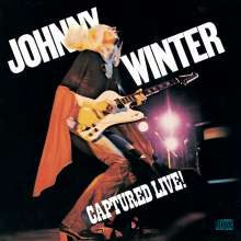Johnny Winter: Captured Live, CD