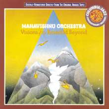 Mahavishnu Orchestra: Visions Of The Emerald Beyond, CD