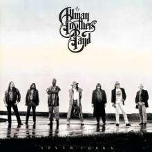 The Allman Brothers Band: Seven Turns, CD