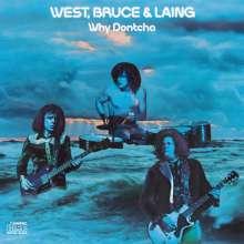 West, Bruce & Laing: Why Dontcha, CD