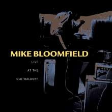 Michael Bloomfield: Live At The Old Waldorf, CD
