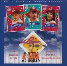 Filmmusik: A League Of Their Own, CD