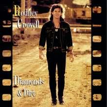 Rodney Crowell: Diamonds & Dirt, CD