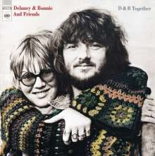 Delaney & Bonnie: D & B Together (+ Bonus Tracks), CD