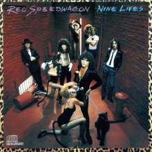 REO Speedwagon: Nine Lives, CD