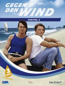 Gegen den Wind Staffel 3, 3 DVDs