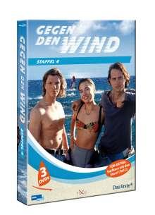 Gegen den Wind Staffel 4, 3 DVDs