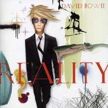 David Bowie (1947-2016): Reality, CD
