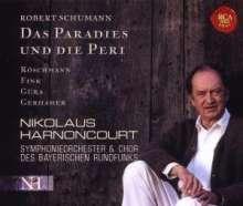 Robert Schumann (1810-1856): Das Paradies und die Peri op.50, 2 SACDs