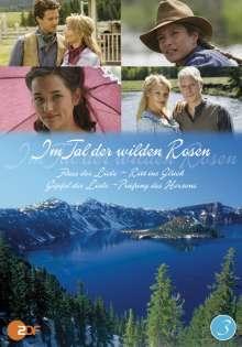 Im Tal der wilden Rosen 3, 2 DVDs