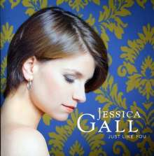 Jessica Gall: Just Like You, CD