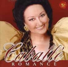 Montserrat Caballe - Romance, CD
