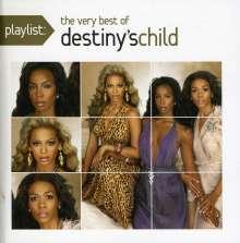 Destiny's Child: Playlist:Very Best Of, CD