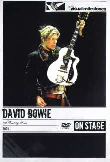 David Bowie: A Reality Tour 2004, DVD