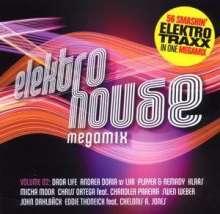 Elektro House Megamix Vol. 2, 2 CDs