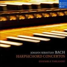 Johann Sebastian Bach (1685-1750): Cembalokonzerte BWV 1060-1064, CD