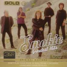 Smokie: Gold: Greatest Hits (Metallbox), 3 CDs
