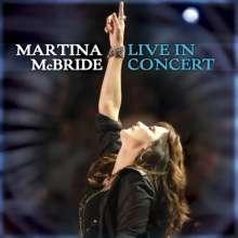 Martina McBride: Live In Concert (CD + DVD), 2 CDs