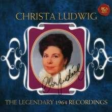 Christa Ludwig - The Legendary 1964 Recordings, CD
