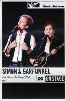 Simon & Garfunkel: The Concert In Central Park 1981, DVD