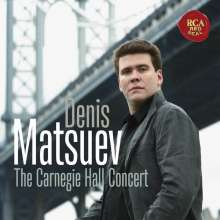 Denis Matsuev - The Carnegie Hall Concert, CD