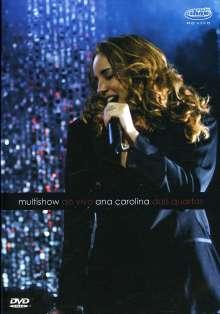 Ana CaroliMultishow: Ana CaroliMultishow, CD