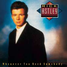 Rick Astley: Whenever You Need Somebody, CD