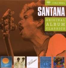 Santana: Original Album Classics, 5 CDs