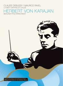 Claude Debussy (1862-1918): La Mer, DVD