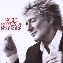 Rod Stewart: Soulbook, CD